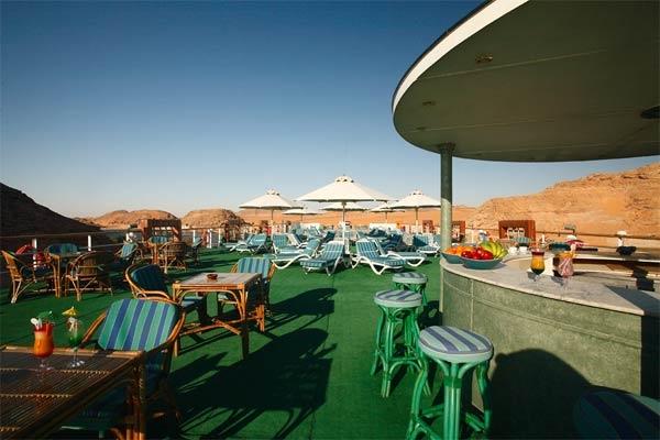 Nubian Sea Lake Cruise
