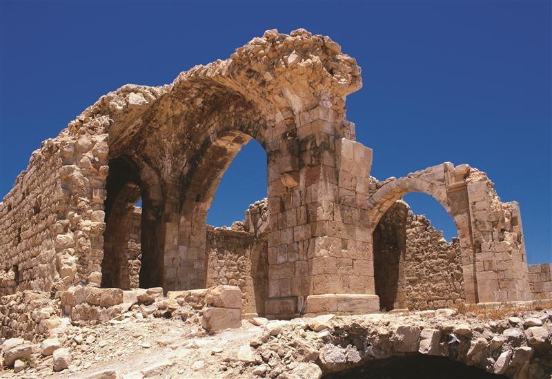 Shobak Castle | Showbak Castle in Maan | Shobak Castle Wiki
