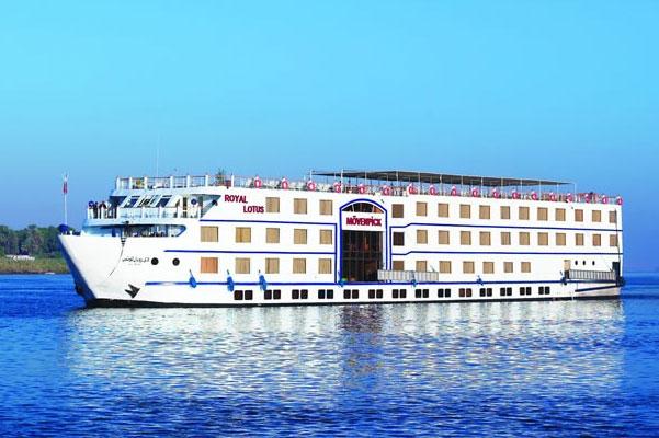 Mövenpick Royal Lotus Nile Cruise