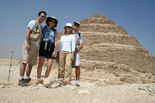 Sakarra Step Pyramid