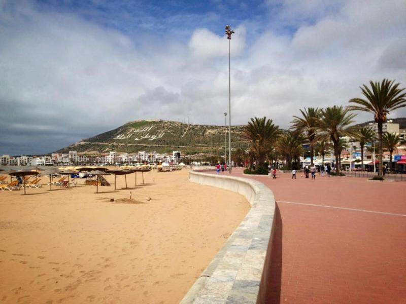 Praia de Agadir