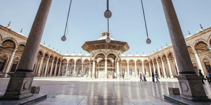 Zitadelle von Salah El Din in Kairo