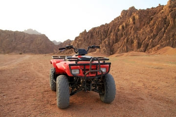 Desert Safari by Quad Bike, Hurghada