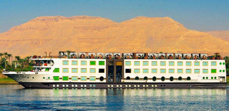 MS Esplanade Nile Cruise