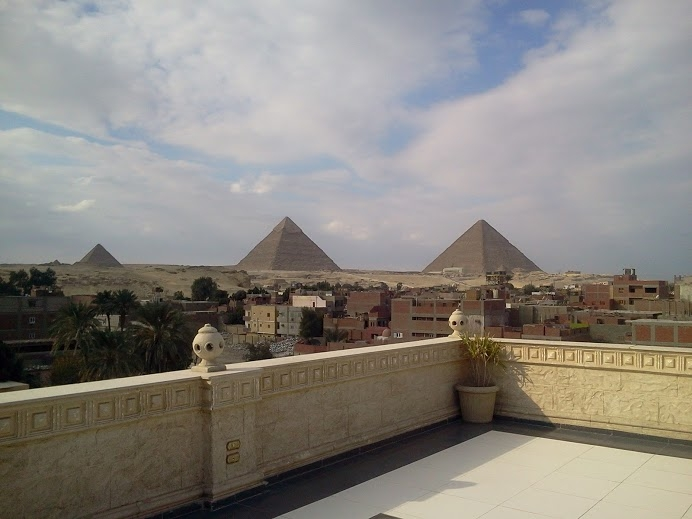 The Fabulous Pyramids, Egypt