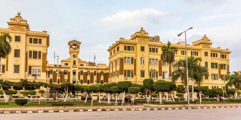Salah El Din Citadel in Cairo | Egypt