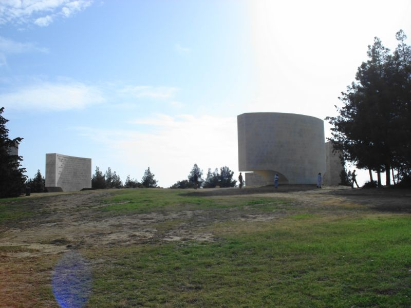 Chunuk Bair New Zealand Memorial at Gallipoli