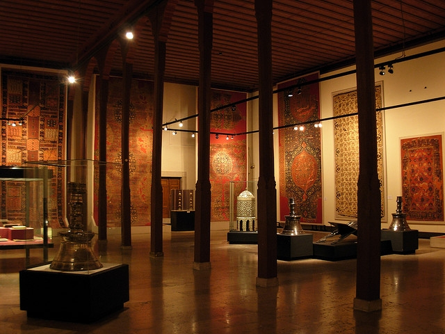 The Musuem of Islamic Art in Istanbul