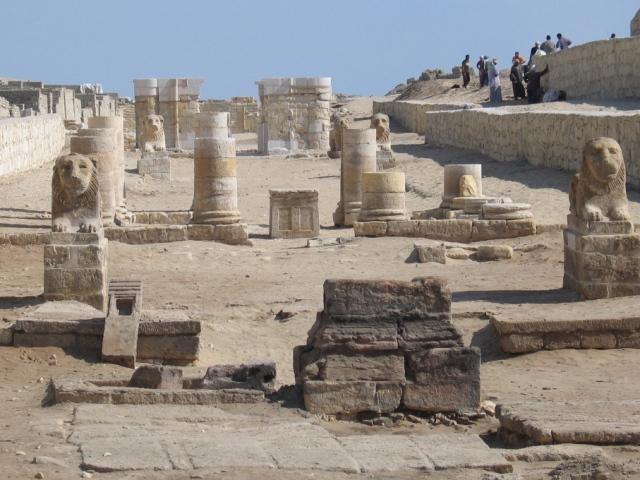 Temple de Medinet Mâdi