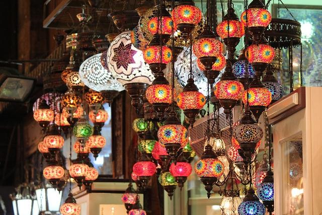 Grand Bazaar, Istanbul Turkey