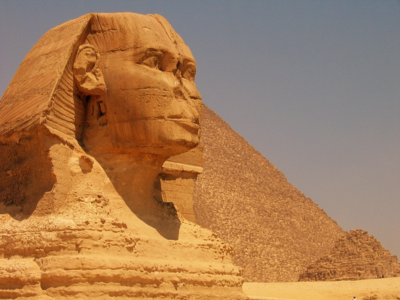 ancient egypt the sphinx