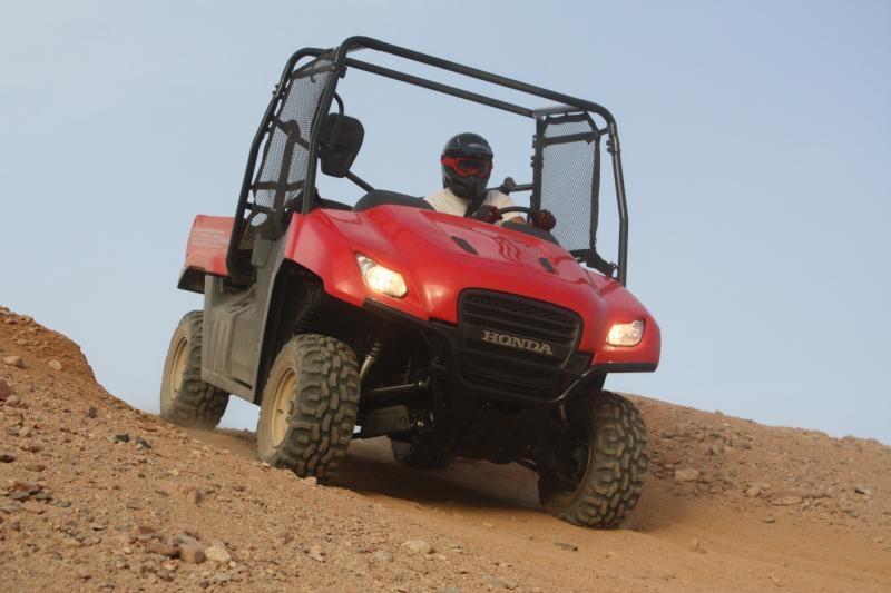 Sunset Car Buggy Safari, Hurghada