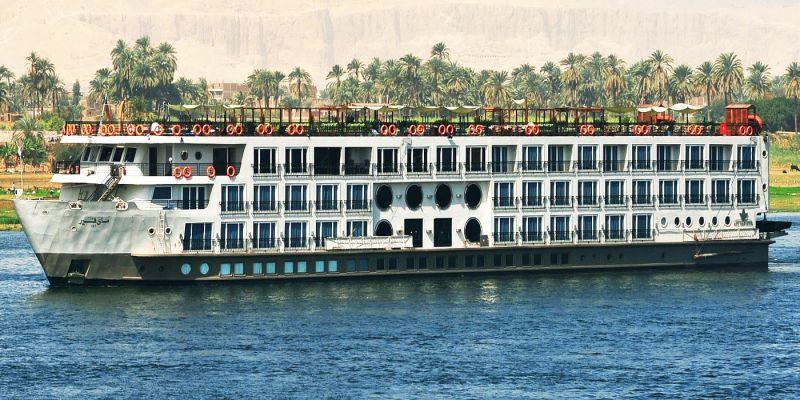Crucero M.S Mayfair por El Nilo En Egipto (4 o 3 Noches)
