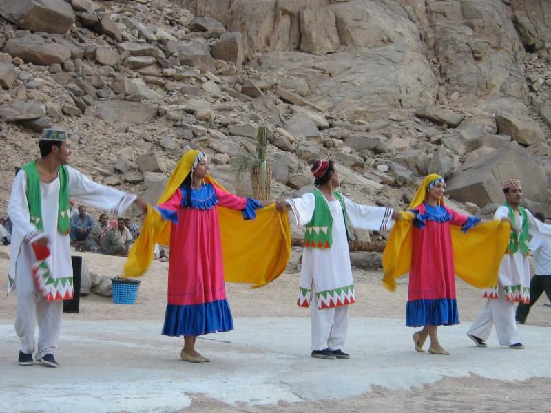 Bedouin Show