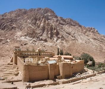 Katharinenkloster & Dahab ab Sharm El-Sheikh