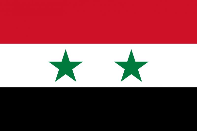 A história da bandeira do Egito