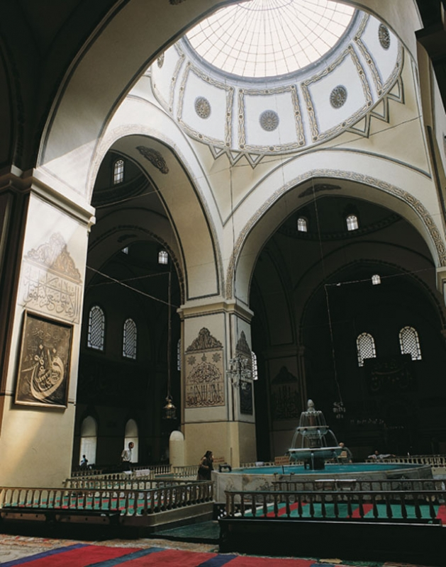 Bursa - Green Mosque