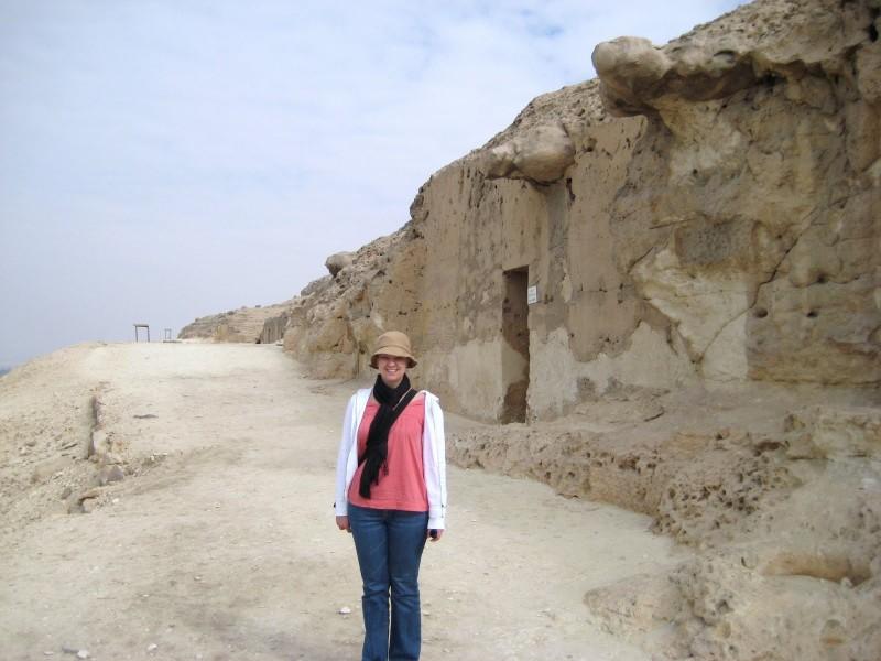 Beni Hassan Necropolis, El Minya
