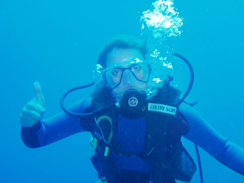 Introduction to Scuba Dive