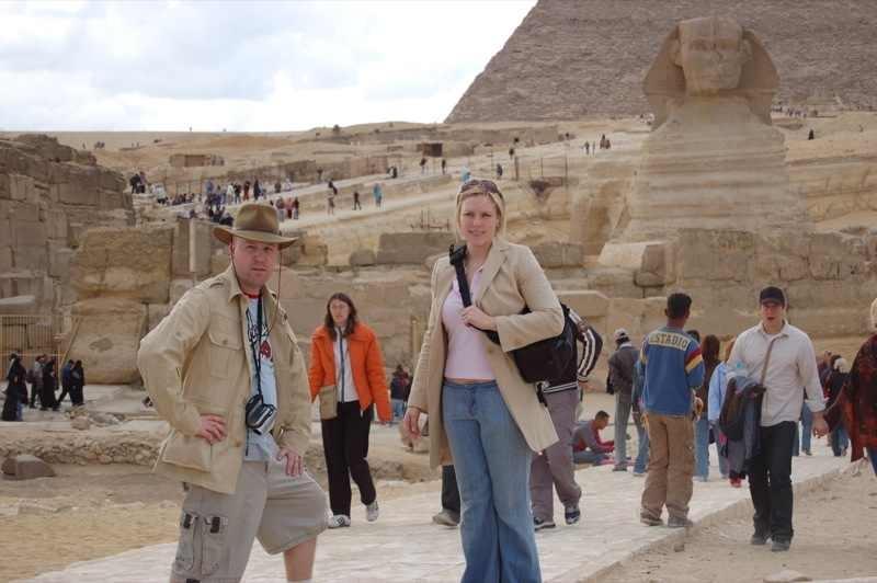 Visite en toute sécurité des Pyramides de Gizeh