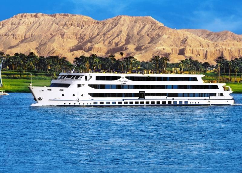 Oberoi Zahra Nile Cruise Luxury Nile Cruise Luxury