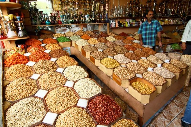 Mercado de Especiarias, Dubai