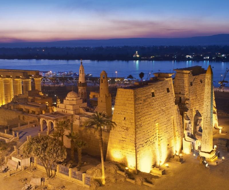 Tmplo de Luxor
