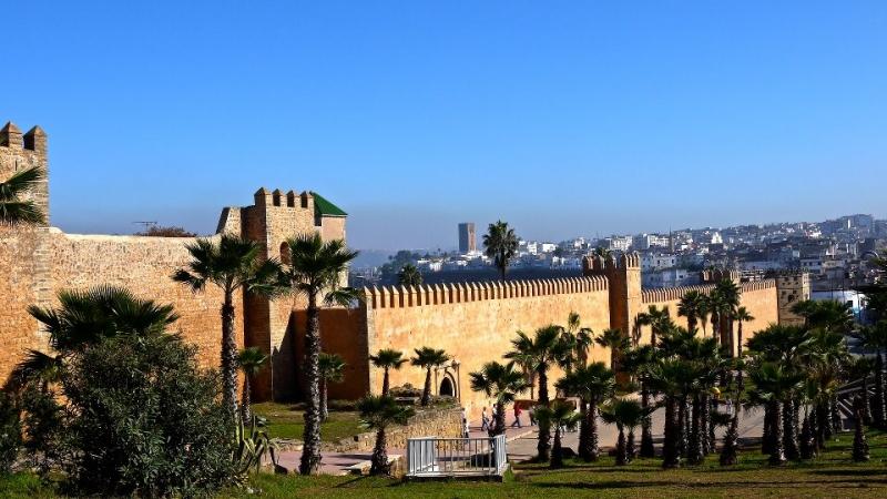 Oudaya Garden in Marrakech