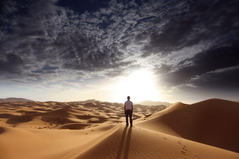 Como visitar o deserto do Saara Marrocos