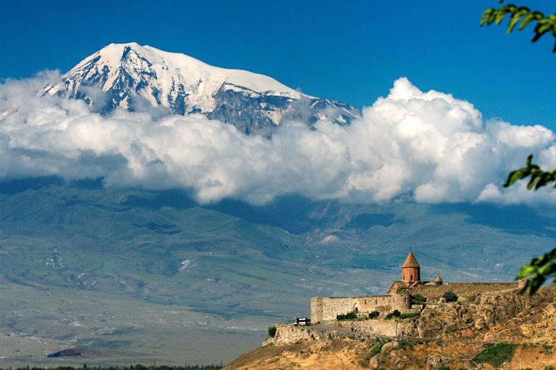 Ağrı-Mount Ararat-Noah's Ark