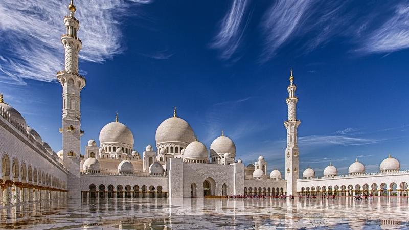 Gran Moschea di Abu Dhabi