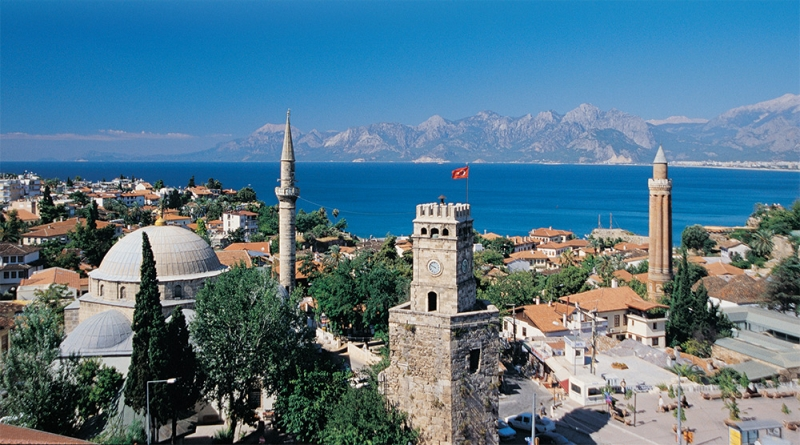 Antalya - Faith Tourism