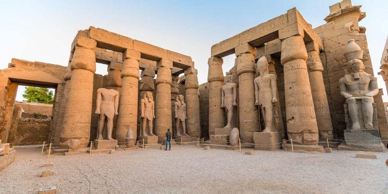 El Templo de Luxor | El Banco del Este del Nilo
