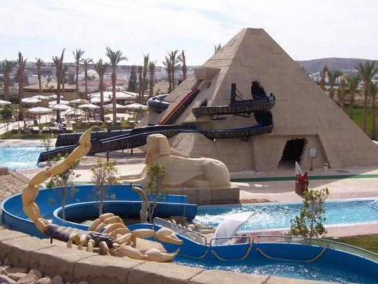 Tour de um dia no Parque Aquático em Sharm