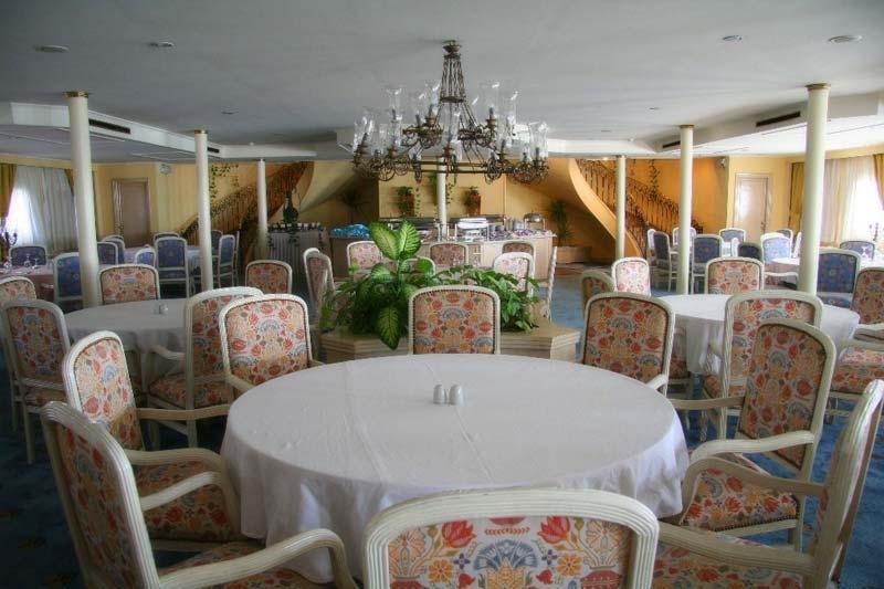 Movenpick Prince Abbas Restaurant