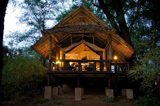 Samburu Intrepids Lodge