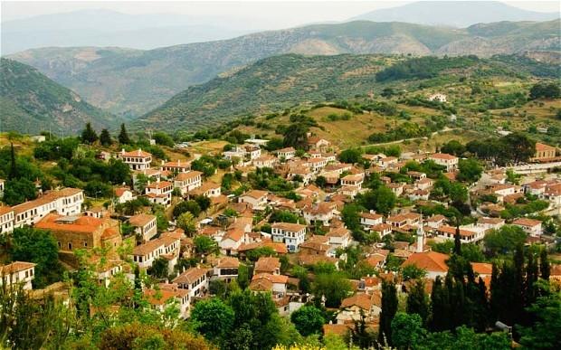 Sirince in Turkey