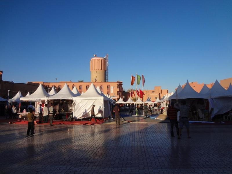 Ouarzazate Souks