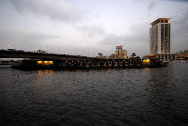 Nile River Dinner Cruise in Cairo : Nile Maxim