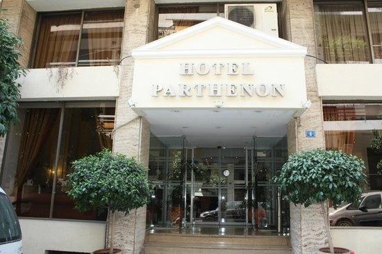 Athens Parthenon Hotel