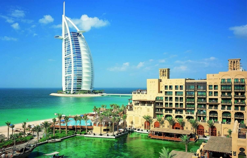 Burj Al Arab Facts