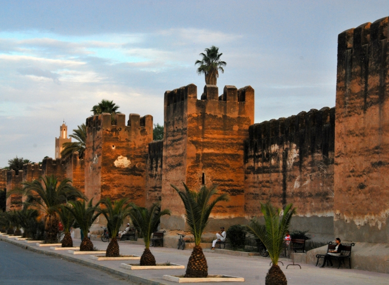 The Ramparts of Taroudant