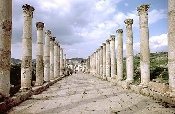 Ausflug nach Jerash & Ajloun ab Amman