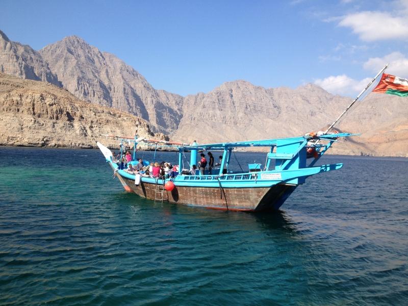 Musandam Dhow Cruise