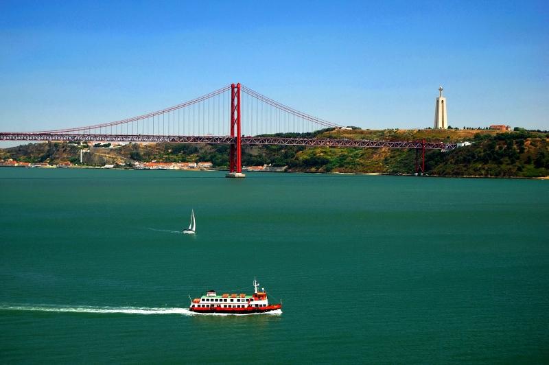The River Tagus, Lisbon