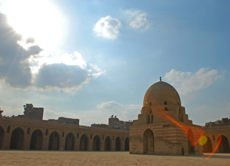 Ahmed Ibn Tulun Mosque, Islamic Cairo