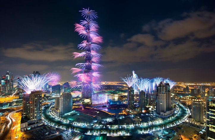 ... Christmas 2016 & New Year 2017 Offers > Dubai New Year Package 2017