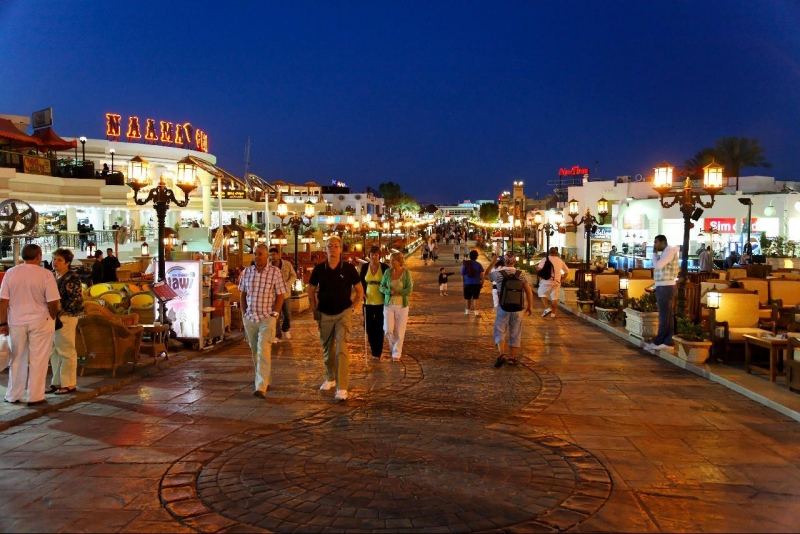 Sharm El Sheikh at The Night