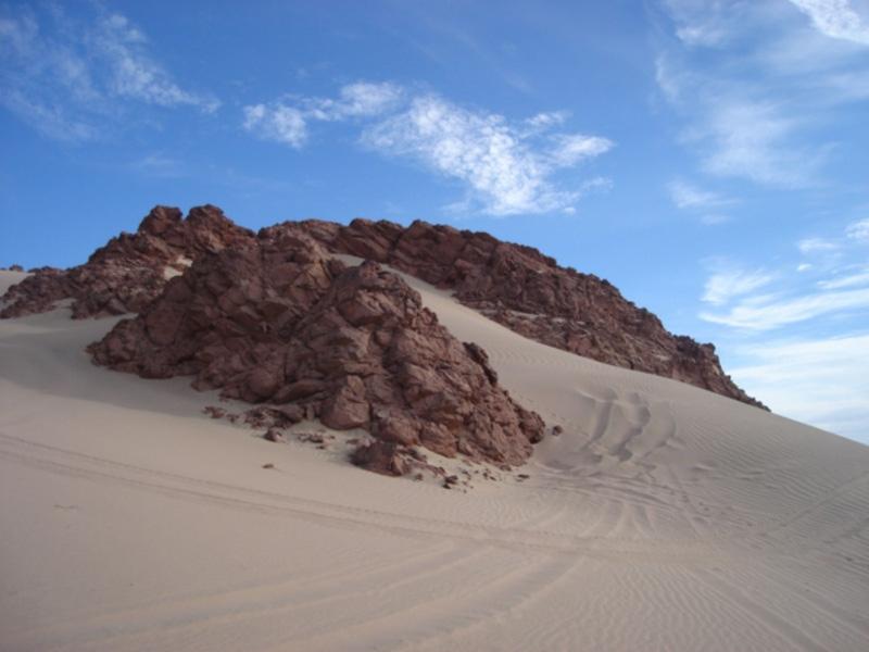 Tour de Quad-bike e passeio de camelo