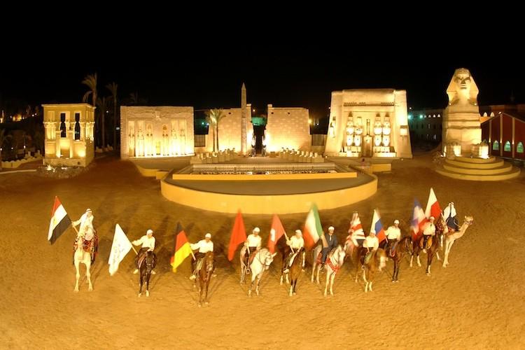 Arabian Nights and Show in Hurghada